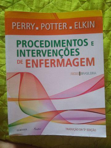 Livro de enfermagem procedimentos e intervenções