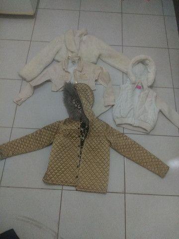 Kit de casacos de frio - Foto 2