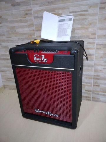 Caixa amplificador contra baixo  - Foto 6