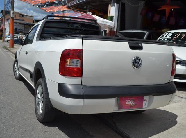 Volkswagen Saveiro 1.6 2014, Completa!!! - Foto 7