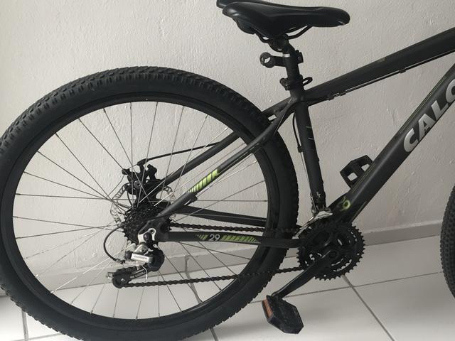 Vendo bike Caloi Aro 29 - Foto 3