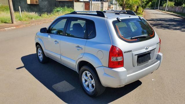 Hyundai Tucson GLS Aut. Flex 2014 - Foto 4