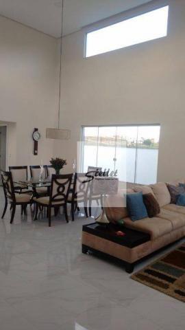 Linda casa no Viverde com 4 quartos - Foto 4