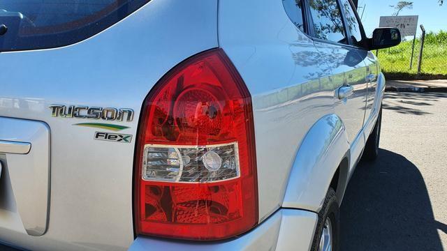Hyundai Tucson GLS Aut. Flex 2014 - Foto 11