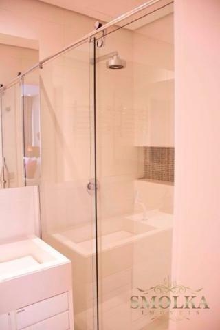 Apartamento à venda com 2 dormitórios em Jurerê internacional, Florianópolis cod:8021 - Foto 19