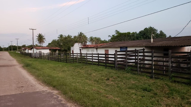 Belíssima fazenda com 295 há em ceara mirim, curral, casas, rio perene,poço - Foto 6