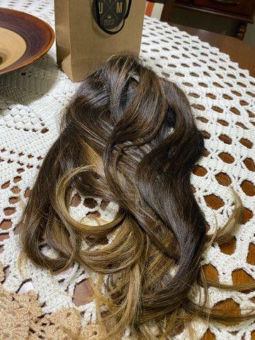 Vendo cabelo de faixa com 3 meses de uso  - Foto 4