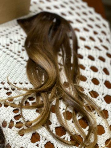Vendo cabelo de faixa com 3 meses de uso