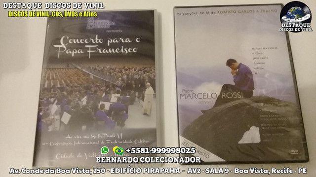 CDS de Novelas e Filmes, Coleções de Clássicos e Tenores, DVDs e Discos de Vinil - Foto 3