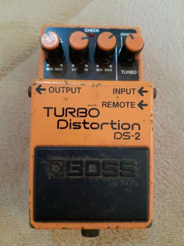 Boss Turbo Distortion DS-2 JAPAN
