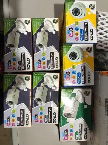 Vendo kit segurança 7 câmeras - Foto 2