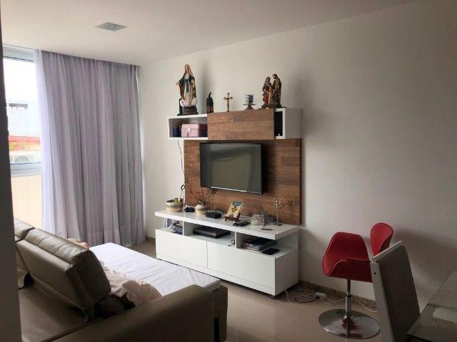 Vendo apartamento mobiliado - Edifício Novo - Centro - Foto 3