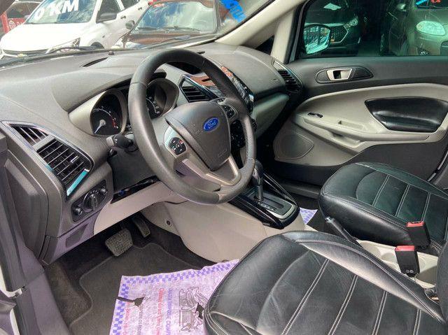Ford EcoSport Titanium 2.0 Aut. - Foto 7