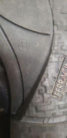 Vendo Coturno Atalaia e Sapato Ferracini - Foto 6
