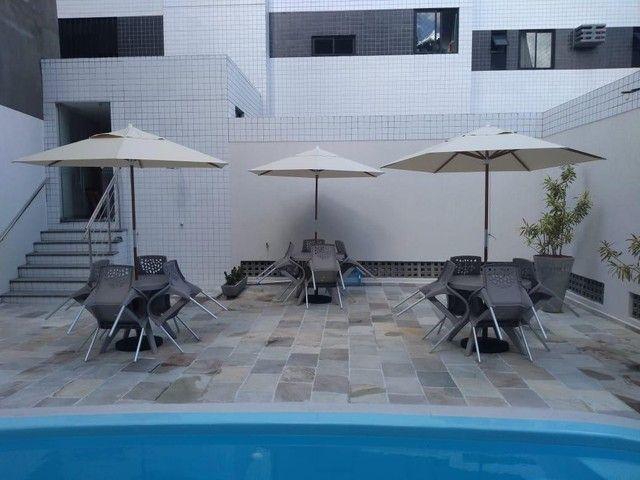Apartamento com 3 dormitórios para alugar, 64 m² por R$ 2.100,00/mês - Torre - Recife/PE - Foto 3