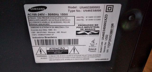 TV Samsung 3D 46 Pol