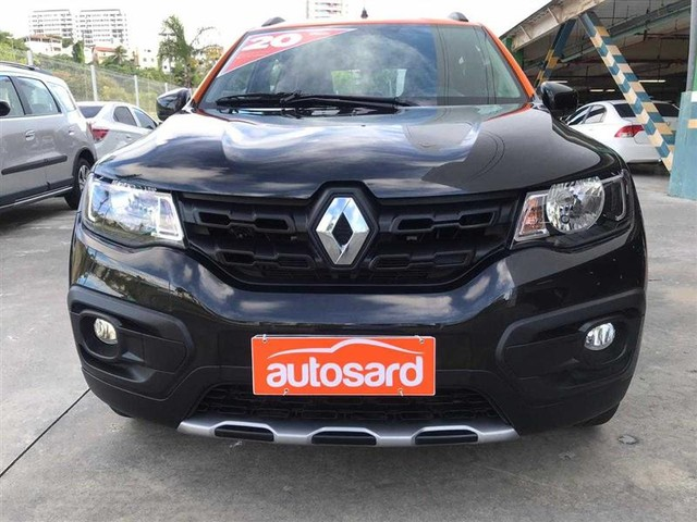 RENAULT KWID 1.0 12V SCE FLEX OUTSIDER MANUAL - Foto 2