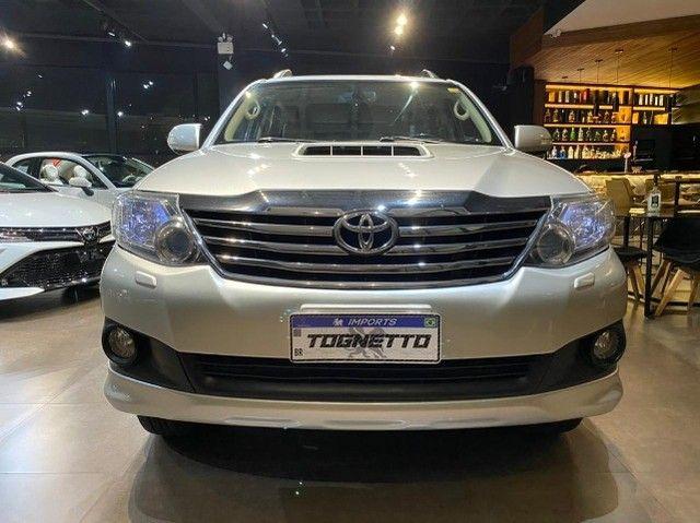 Toyota SW4 Diesel SRV Turbo 4X4 2013 - Foto 6