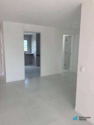 Apartamento com 2 dormitórios à venda, 53 m² por R$ 360.684,20 - Jacarecanga - Fortaleza/C - Foto 4