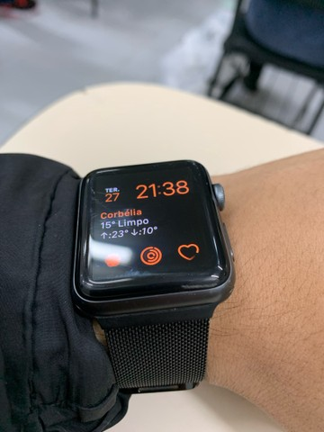 Apple watch series 3 42mm - Foto 2
