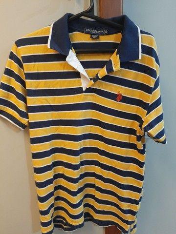 Camisas de excelente qualidade e ótimo estado.