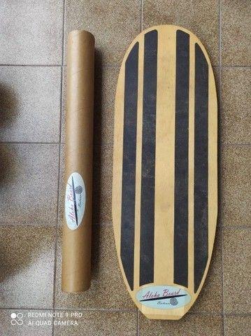Aloha Board Balance - Prancha de Equilibrio Para Treinamento SUP Surf Longboard - Foto 3