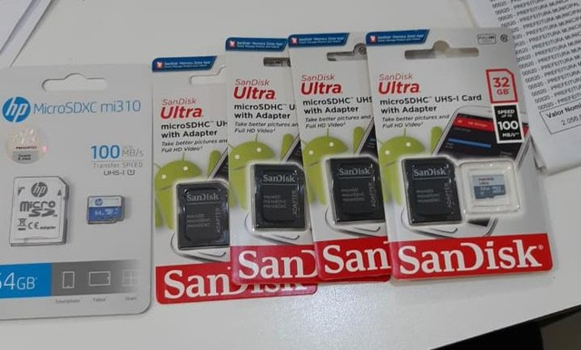 Câmeras wifi 3 antenas lançamento Ipega com cartão de memoria - Foto 6
