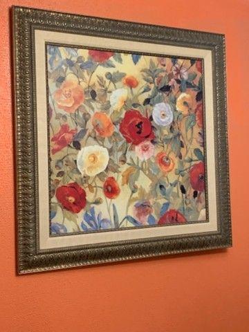 Quadro de flores  - Foto 3
