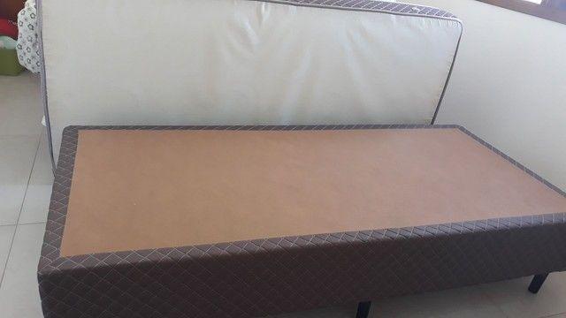 Cama box, solteiro - Foto 4