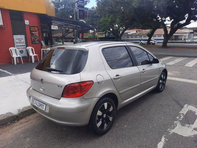 Peugeot 307 Premium Teto Automático Top!!! - Foto 9