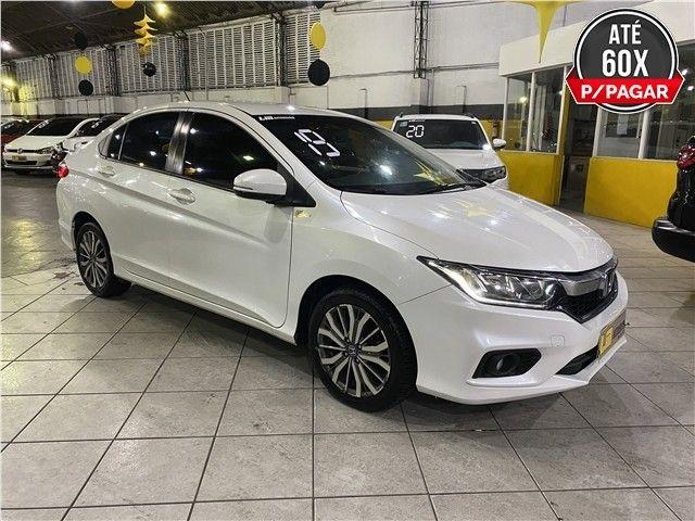 Honda City 2019 1.5 ex 16v flex 4p automático - Foto 2