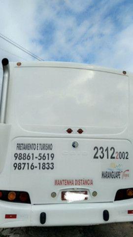 Vende - se ônibus caio apache S21 2003 - Foto 4