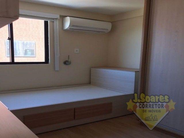 Manaíra, Mobiliado, 2 quartos, suíte, 63m², R$ 3.100, Aluguel, Apartamento, João Pessoa - Foto 3