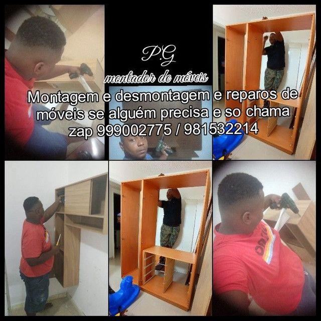 P.G montador de móveis