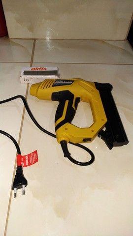 Pinador elétrico vonder Gpe 916 Semi-novo  - Foto 3