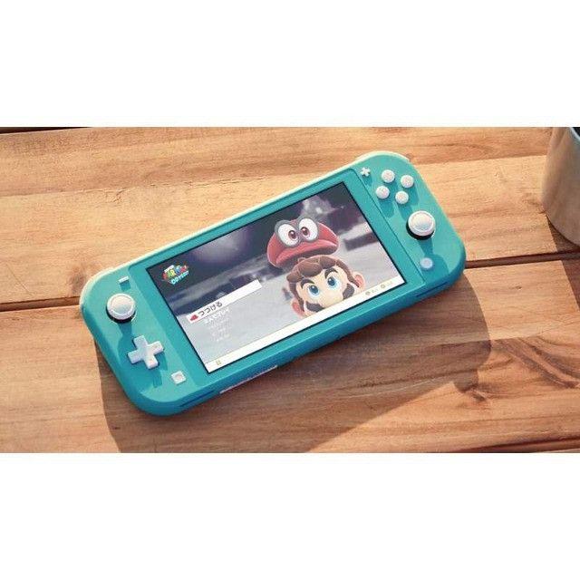 Console Nintendo Switch Lite 32GB Turquesa - Foto 5