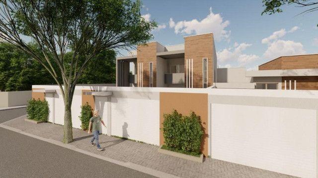 Casas planas e duplex em rua privativa - Tamatanduba - Foto 3
