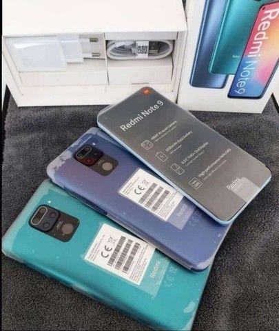 Smartphones Xiaomi Note 9 64GB/3GB Ram Cinza/Verde/Preto - Foto 3