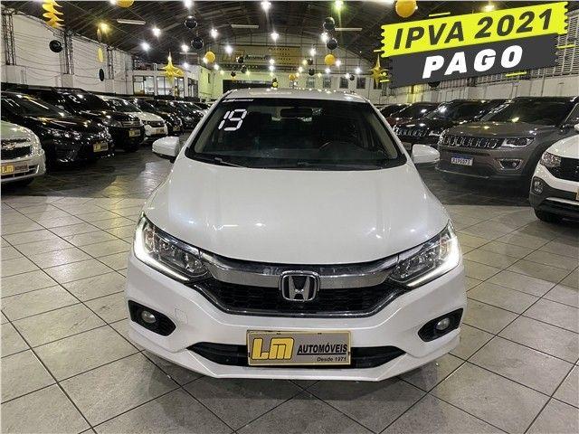 Honda City 2019 1.5 ex 16v flex 4p automático