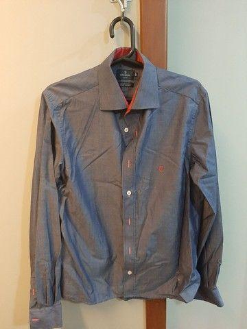 Camisas de excelente qualidade e ótimo estado. - Foto 3