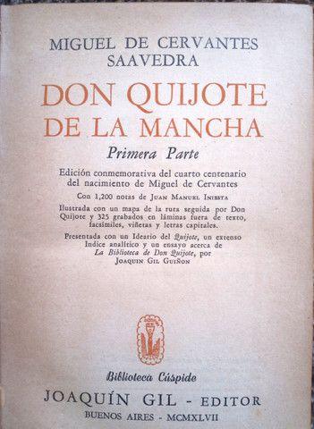 Don Quijote De La Mancha - MCMXLVll - Foto 2