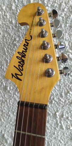 Guitarra Washburn N1 - Foto 4