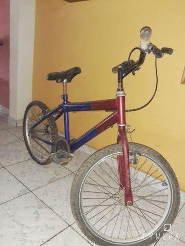 Bicicleta padrao infanto juvenil