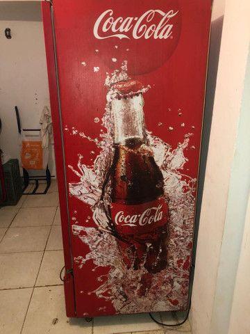Explositor coca cola zap * - Foto 4