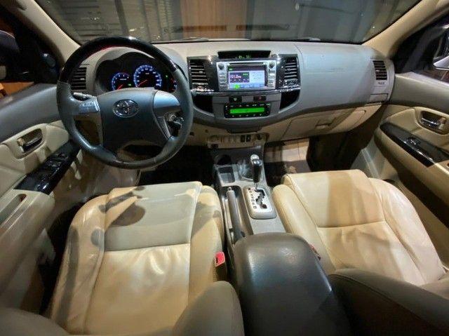 Toyota SW4 Diesel SRV Turbo 4X4 2013 - Foto 12