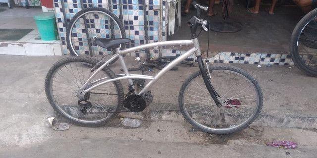 Bike Quadro de alumínio Caloi