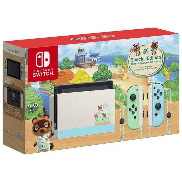 Console Nintendo Switch 32GB Animal Crossing: New Horizons Edition