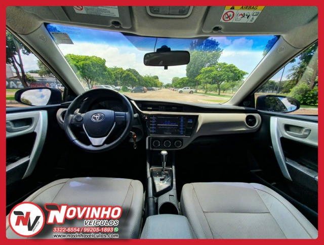 Toyota Corolla Gli 1.8 Aut. 2018/2019 - Foto 16