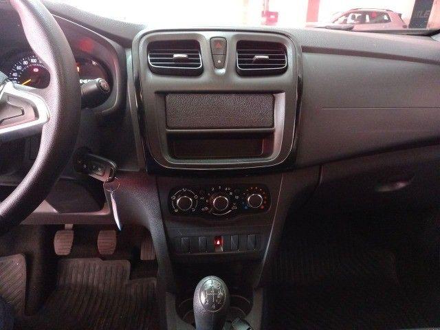 Renault Logan Life 1.0, o sedã compacto mais espaçoso do Brasil!!! - Foto 10