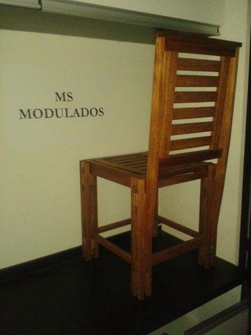 Vendo Mesa com 4 Cadeiras - Frete Grátis  - Foto 6